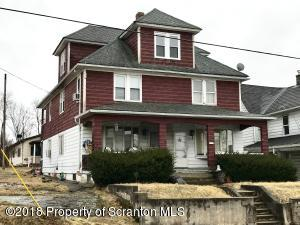 514 N Main St, Old Forge, PA 18518