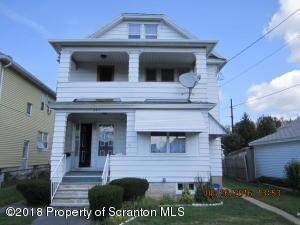 1440 Thackery St, Scranton, PA 18504