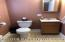 Half Bathroom first floor