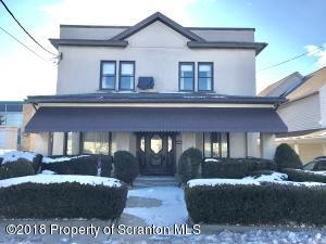 318 S Main St, Old Forge, PA 18518