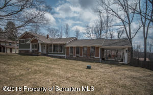 3408 State Route 247, Clifford Twp, PA 18407