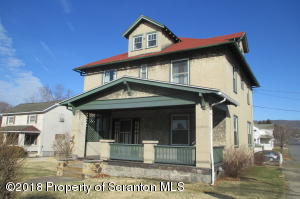 413 N Main St, Old Forge, PA 18518