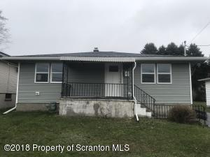 819 Moosic Rd, Old Forge, PA 18518