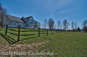 Rt 407 at Pine Hill, Fleetville, PA 18420