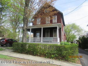 411 Second, Dunmore, PA 18512