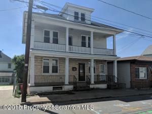 219 E Elm St, Dunmore, PA 18512
