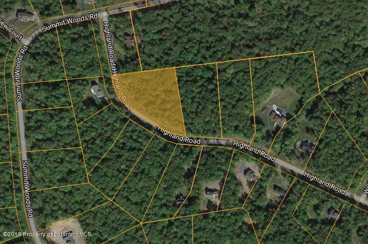 L178 Highland Rd, Moscow, Pennsylvania 18444, ,Land,For Sale,Highland,18-2786
