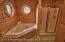 WHIRLPOOL BATH , FULL SHOWER MASTER BATH MAIN FL