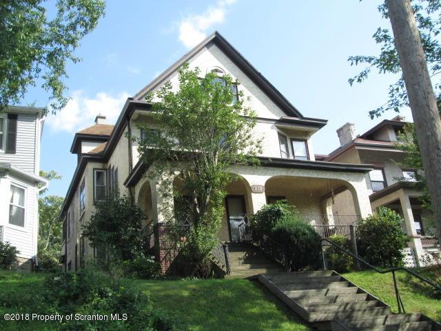 910 Clay Ave, Scranton, Pennsylvania 18510, 4 Bedrooms Bedrooms, 8 Rooms Rooms,3 BathroomsBathrooms,Single Family,For Sale,Clay,18-4120