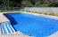 Pool this summer with new liner.