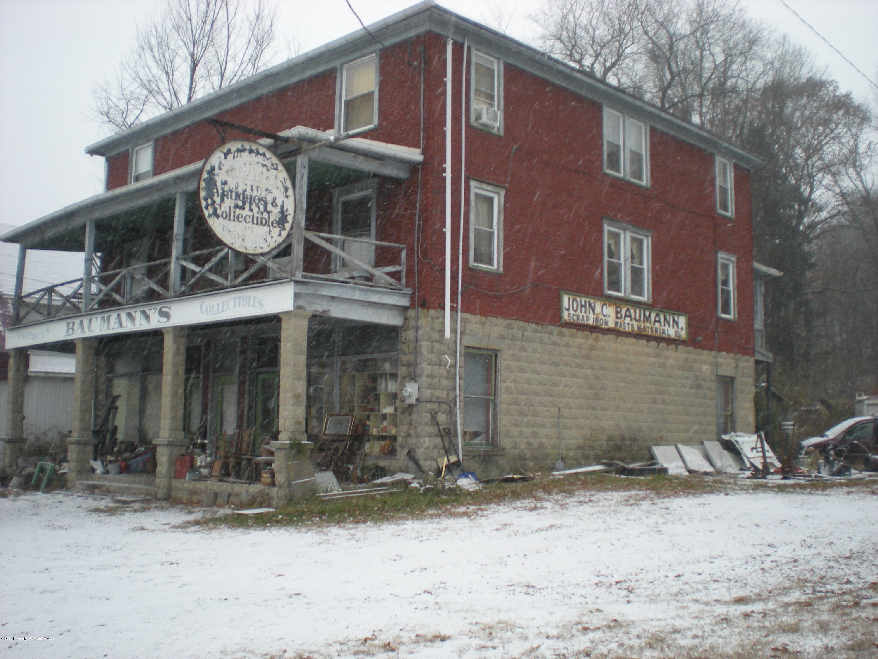 311 MAIN St, Childs, Pennsylvania 18407, ,2 BathroomsBathrooms,Commercial,For Sale,MAIN,18-5430