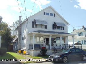 618-620 Maple St, Old Forge, PA 18518