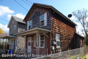 418 Finn St, Scranton, PA 18509