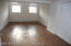 Extra room downstairs. Could be a bedroom, family room, rec room, play room...