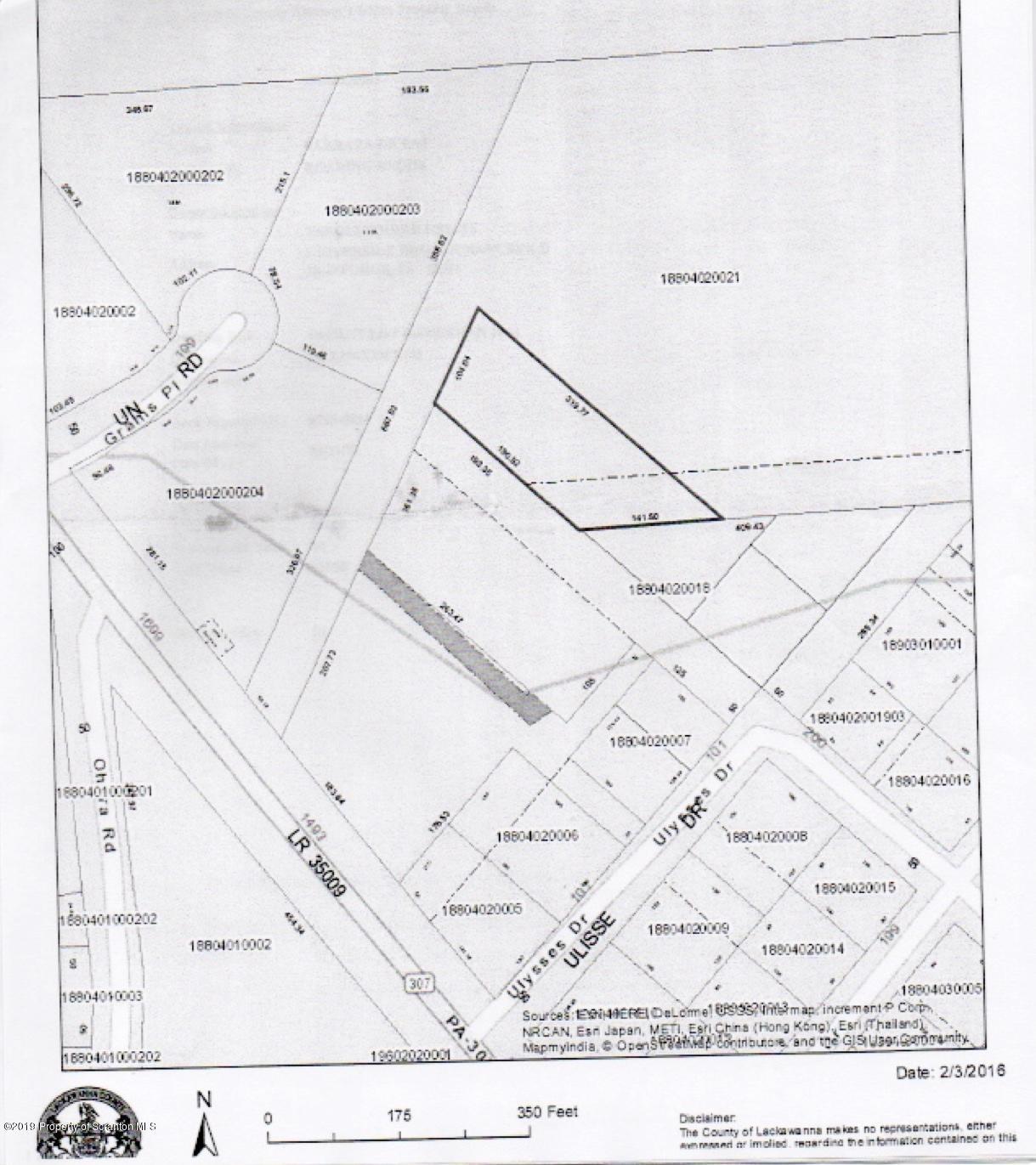 Barbara Dr, Roaring Brook Twp, Pennsylvania 18444, ,Land,For Sale,Barbara,19-615