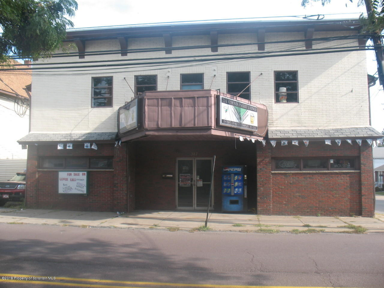 317 Main St, Dupont, Pennsylvania 18641, ,2 BathroomsBathrooms,Commercial,For Sale,Main St,19-1183