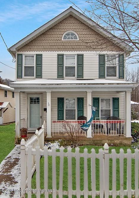 294 Canaan St, Carbondale Twp, Pennsylvania 18407, 2 Bedrooms Bedrooms, 4 Rooms Rooms,2 BathroomsBathrooms,Single Family,For Sale,Canaan,19-1181