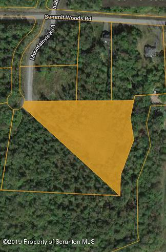 Lot 73 Mountainview Ct, Moscow, Pennsylvania 18444, ,Land,For Sale,Mountainview,19-1543