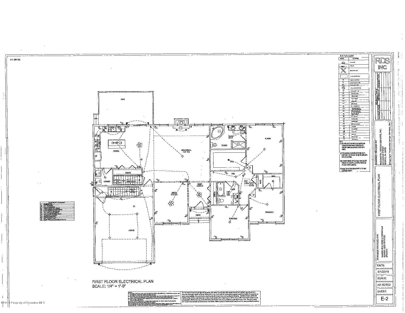 111 Graduate Way, Throop, Pennsylvania 18512, 3 Bedrooms Bedrooms, 6 Rooms Rooms,2 BathroomsBathrooms,Single Family,For Sale,Graduate,19-1898