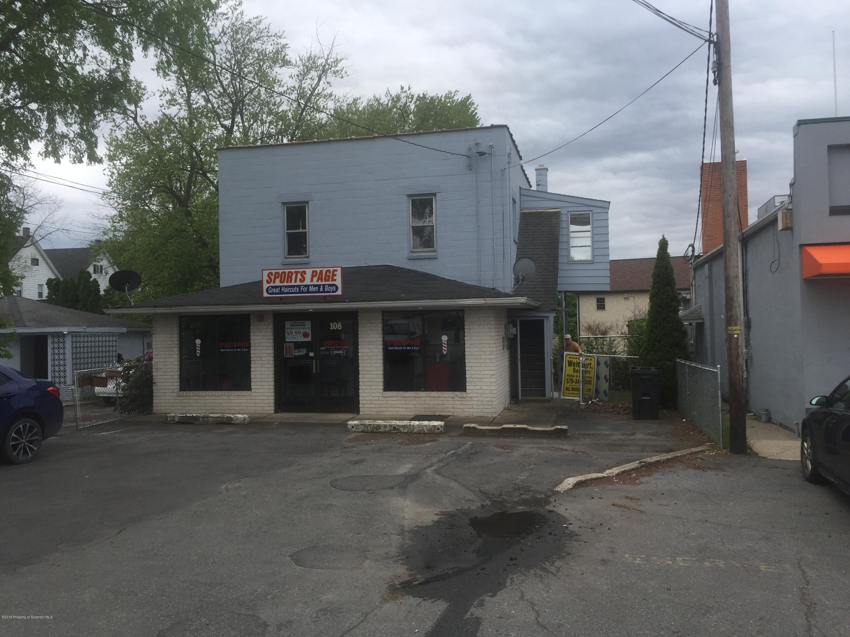 108 Potter St, Dunmore, Pennsylvania 18509, ,2 BathroomsBathrooms,Commercial,For Sale,Potter,19-2137