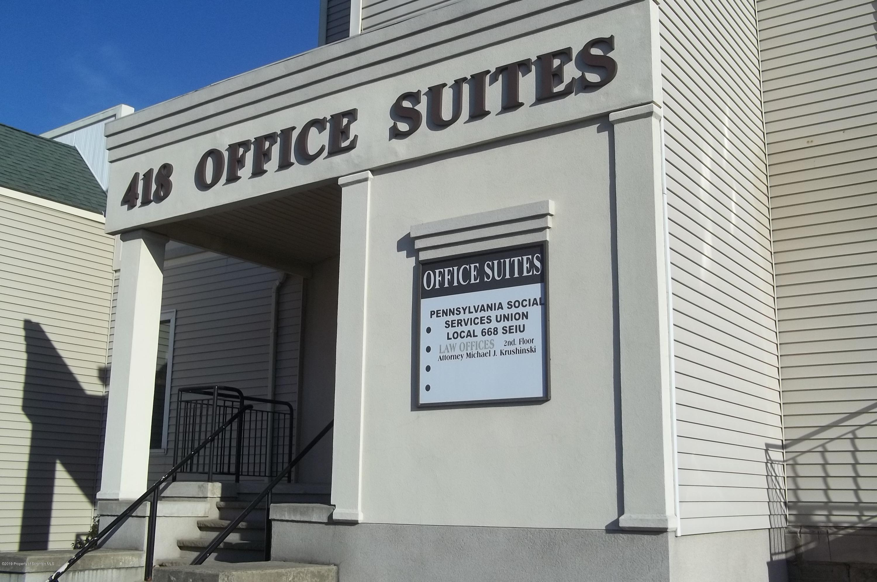 418 Main Suite 800 St, Dickson City, Pennsylvania 18519, ,1 BathroomBathrooms,Commercial,For Lease,Main Suite 800,19-2380