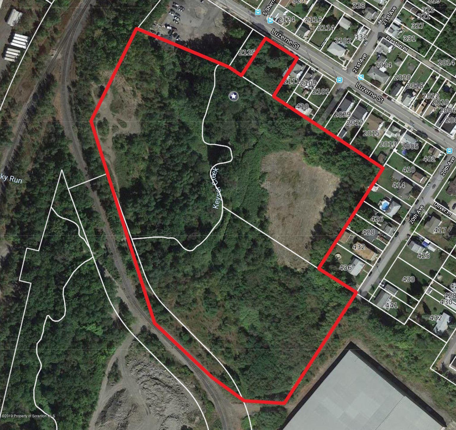 R Luzerne St, Scranton, Pennsylvania 18504, ,Land,For Sale,R Luzerne,19-307