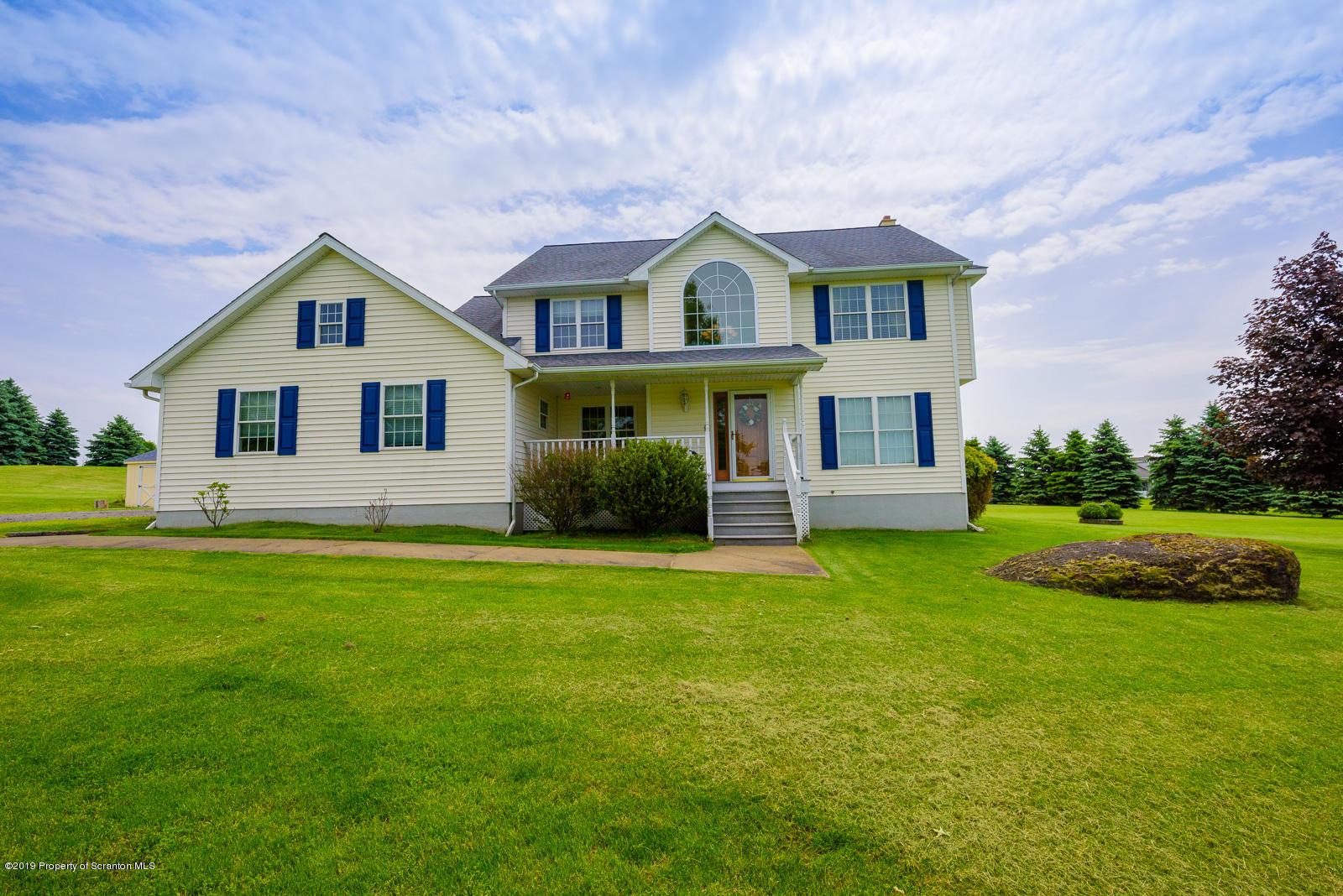 180 Spedding Farm Rd, Greenfield Twp, Pennsylvania 18407, 3 Bedrooms Bedrooms, 7 Rooms Rooms,3 BathroomsBathrooms,Single Family,For Sale,Spedding Farm,19-1644