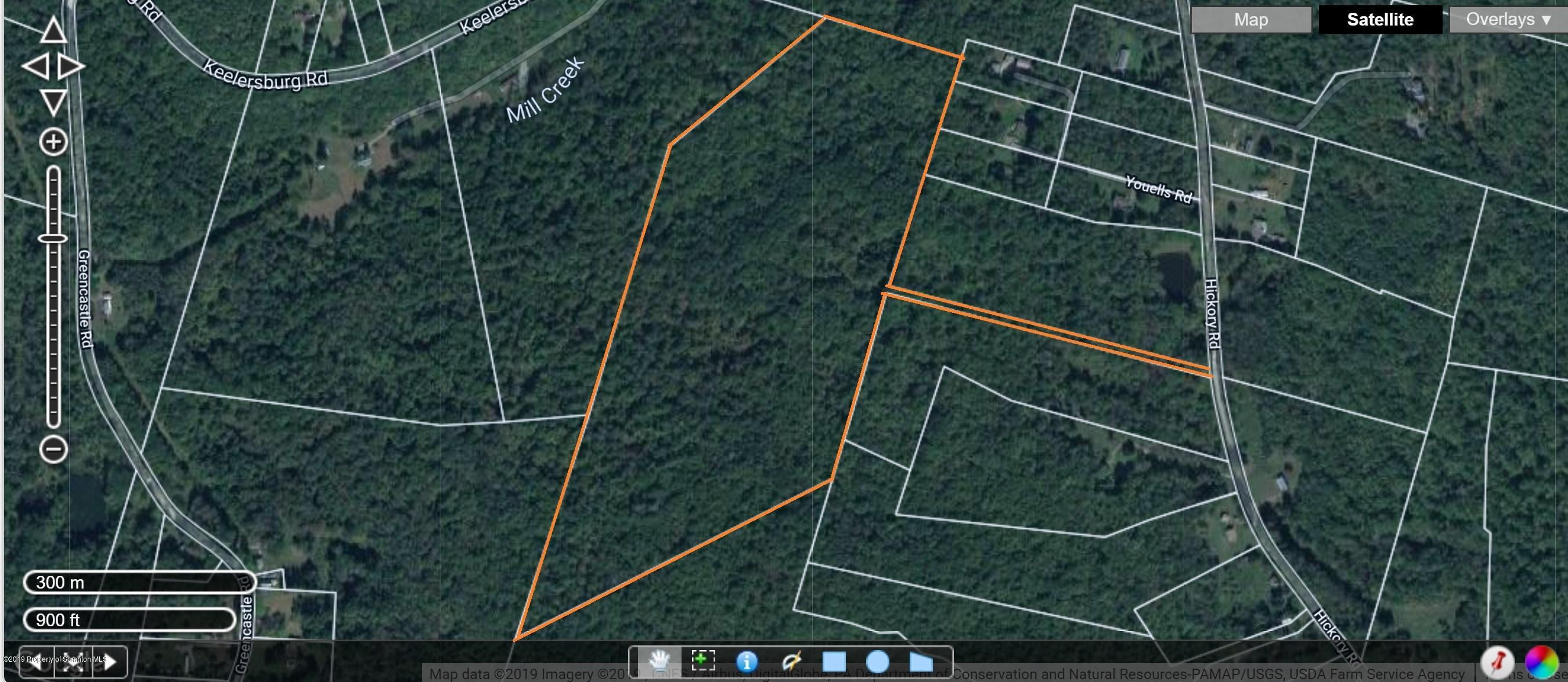 Hickory Rd- Falls- Pennsylvania 18615, ,Land,For Sale,Hickory Rd,19-3174
