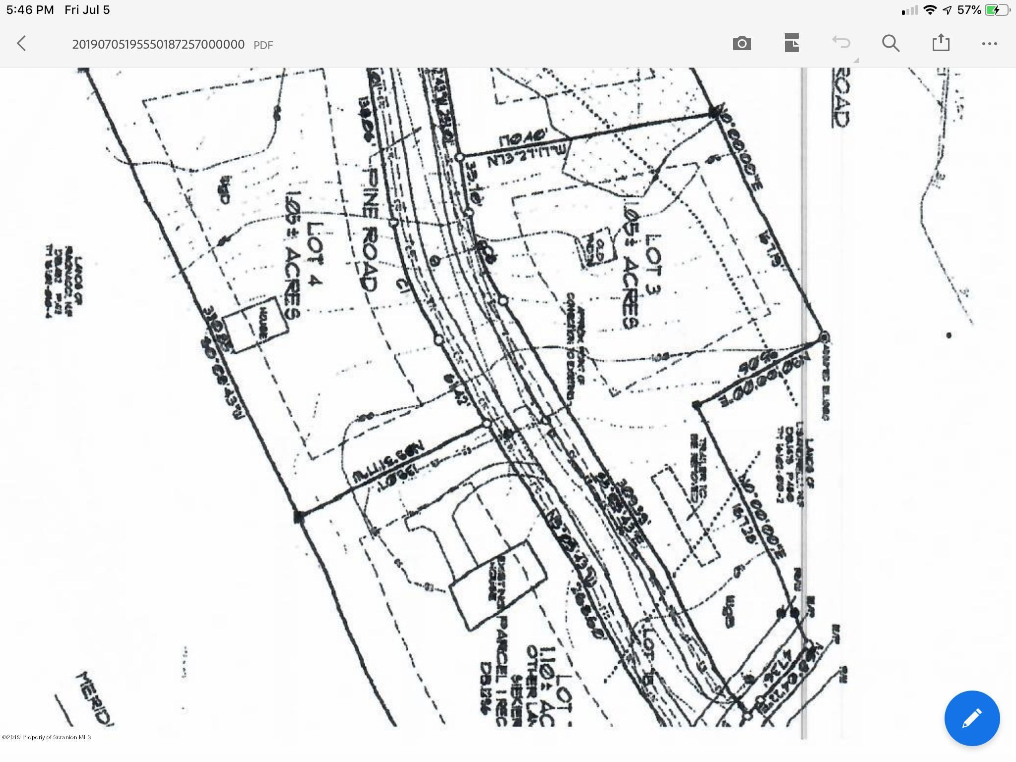 Lot #3 Wimmers Rd, Jefferson Twp, Pennsylvania 18436, ,Land,For Sale,Wimmers,19-3187