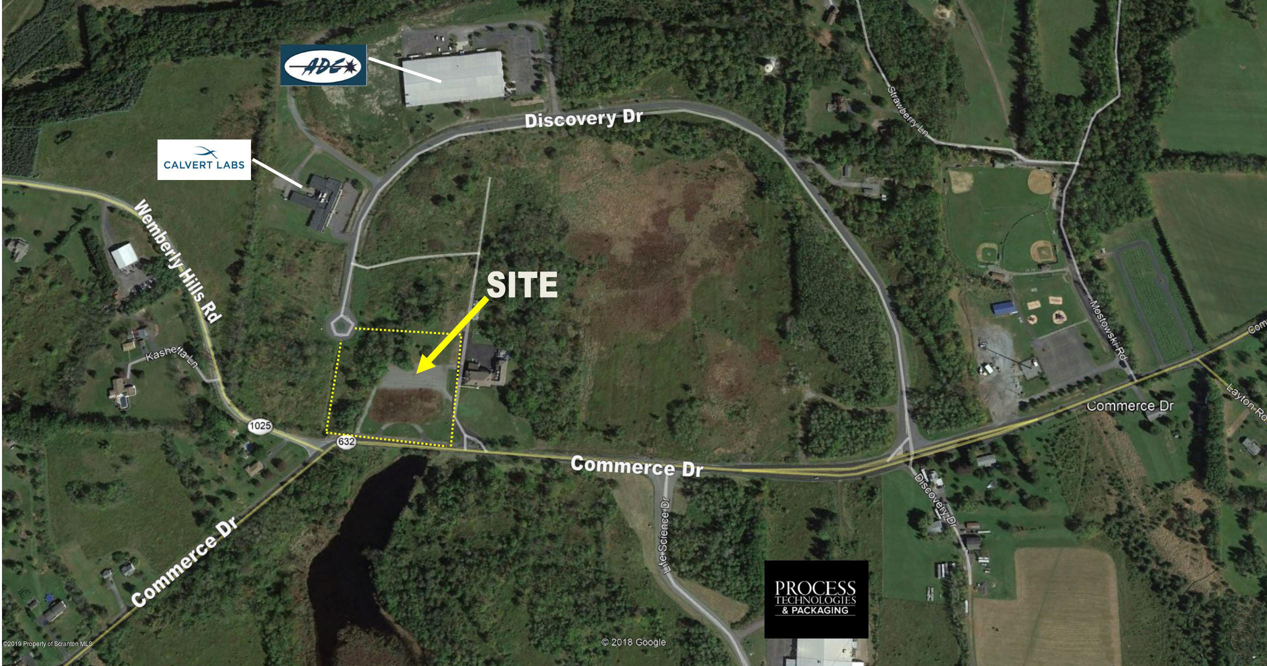 187 Commerce Dr, Scott Twp, Pennsylvania 18447, ,Land,For Sale,Commerce,19-3331