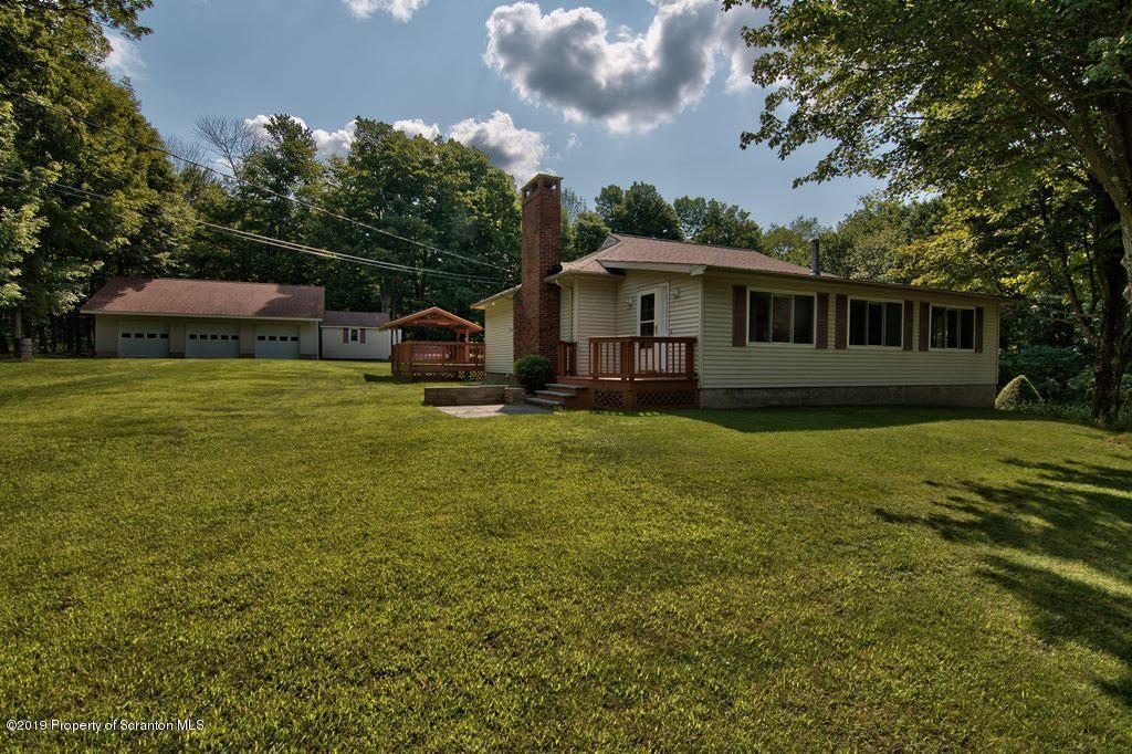 198 Laurel Rd. Rd, Covington Twp, Pennsylvania 18444, 2 Bedrooms Bedrooms, 6 Rooms Rooms,2 BathroomsBathrooms,Single Family,For Sale,Laurel Rd.,19-3586
