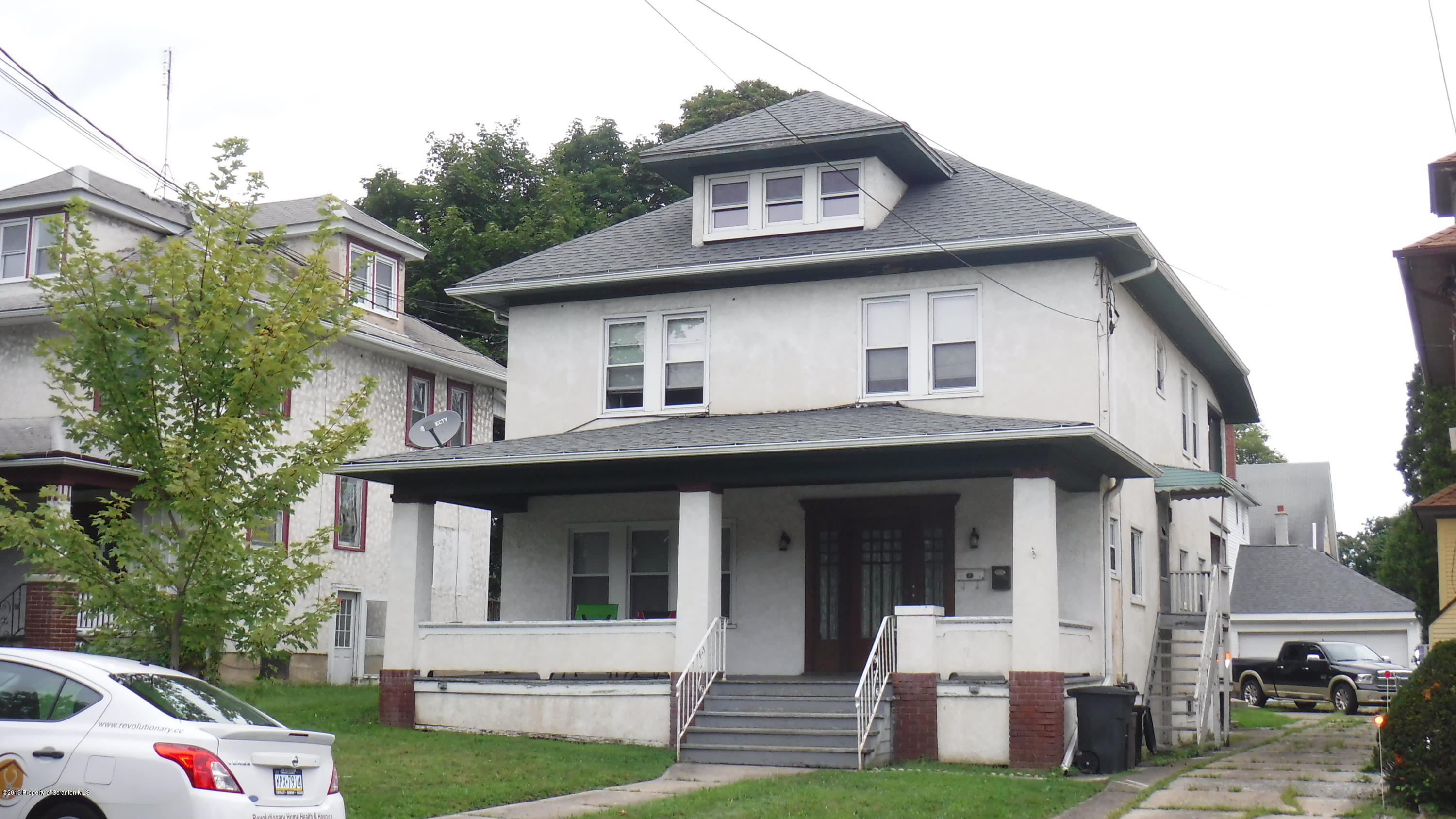 512 Miles Ave, Dickson City, Pennsylvania 18519, ,Multi-Family,For Sale,Miles,19-4106