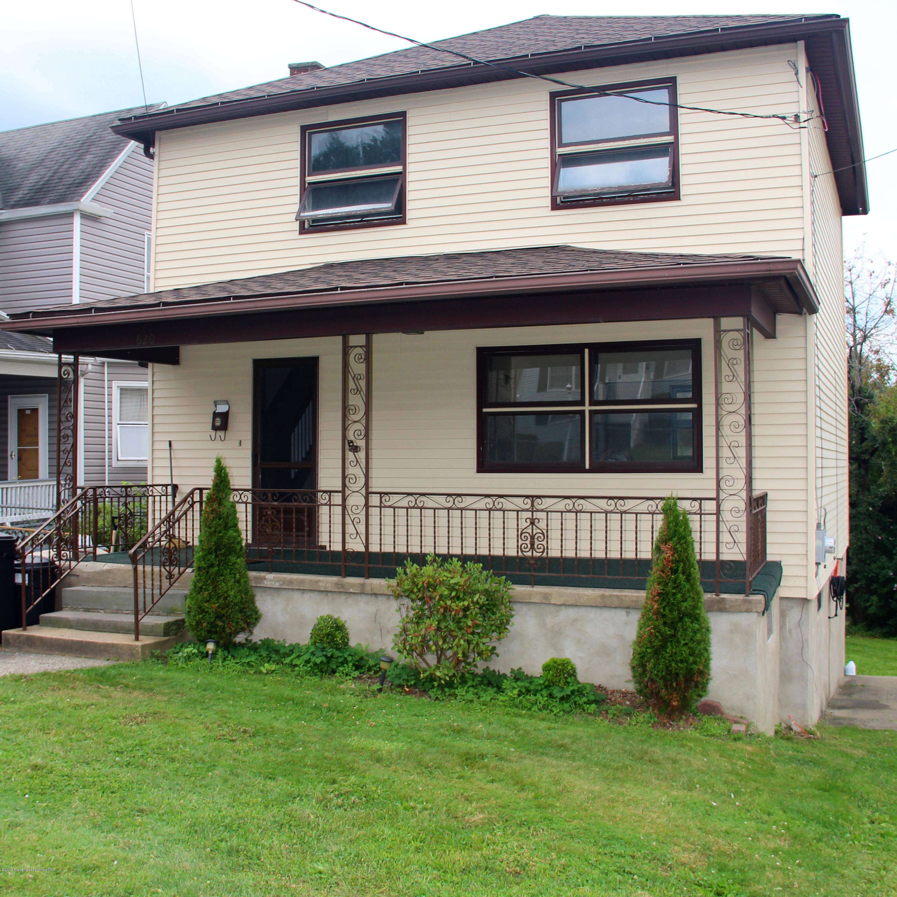 620 Pear St, Scranton, Pennsylvania 18505, 3 Bedrooms Bedrooms, 6 Rooms Rooms,2 BathroomsBathrooms,Rental,For Lease,Pear,19-4330