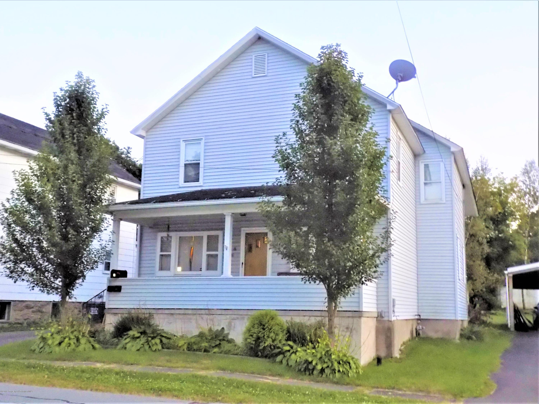218 Delaware St, Jermyn, Pennsylvania 18433, ,Multi-Family,For Sale,Delaware,19-4440