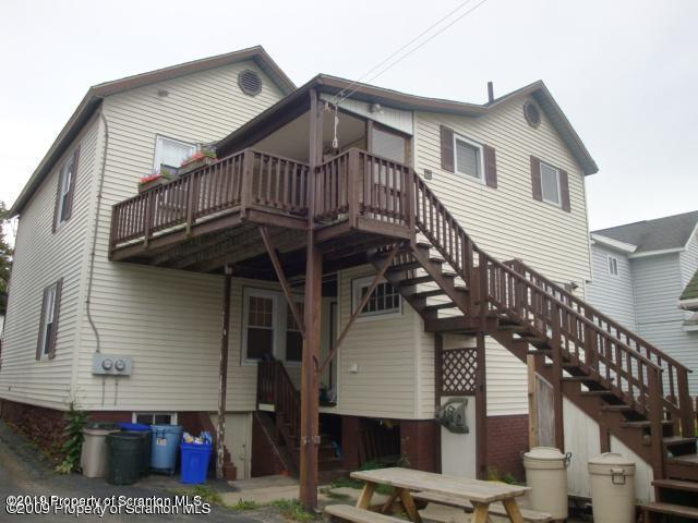 121 Park Street, Carbondale, Pennsylvania 18407, ,Multi-Family,For Sale,Park,19-4373