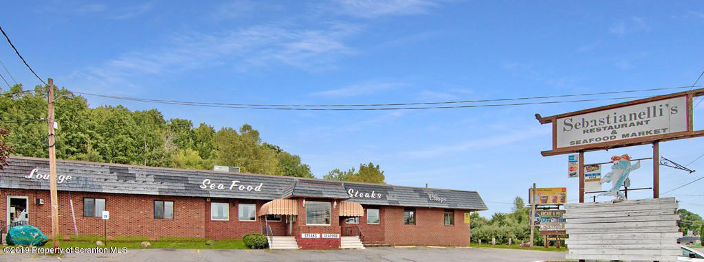 221 Scranton Cdale Hwy, Eynon, Pennsylvania 18403, ,2 BathroomsBathrooms,Commercial,For Sale,Scranton Cdale,19-4215