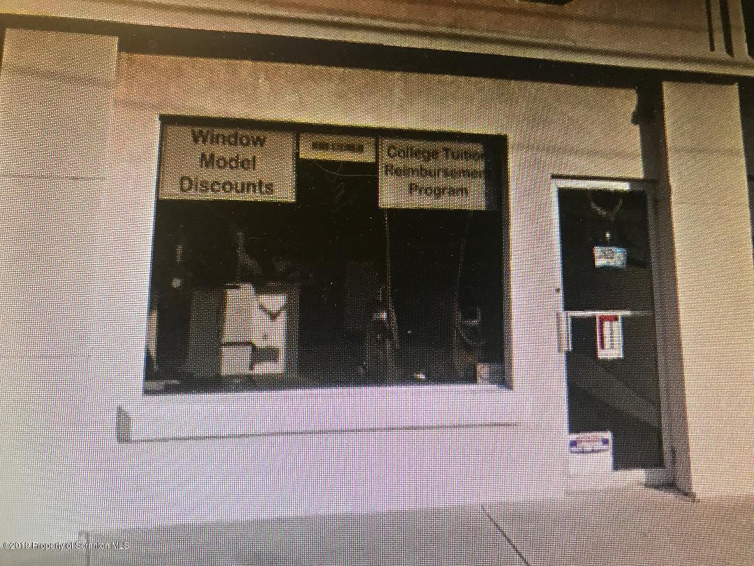 918 Wyoming Ave Ave, Scranton, Pennsylvania 18509, ,1 BathroomBathrooms,Commercial,For Lease,Wyoming Ave,19-4406