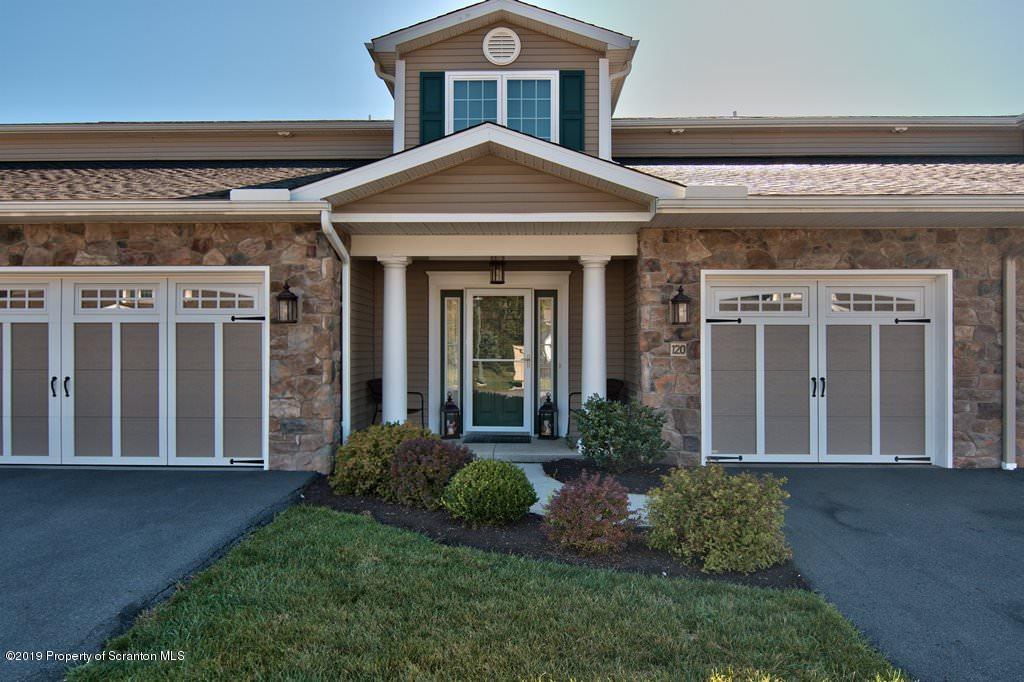 120 Wyndham Rd, South Abington Twp, Pennsylvania 18411, 3 Bedrooms Bedrooms, 6 Rooms Rooms,3 BathroomsBathrooms,Residential - condo/townhome,For Sale,Wyndham,19-4523