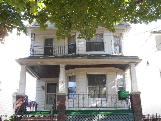517 2nd St, Dunmore, Pennsylvania 18512, 3 Bedrooms Bedrooms, 7 Rooms Rooms,2 BathroomsBathrooms,Single Family,For Sale,2nd,19-3416