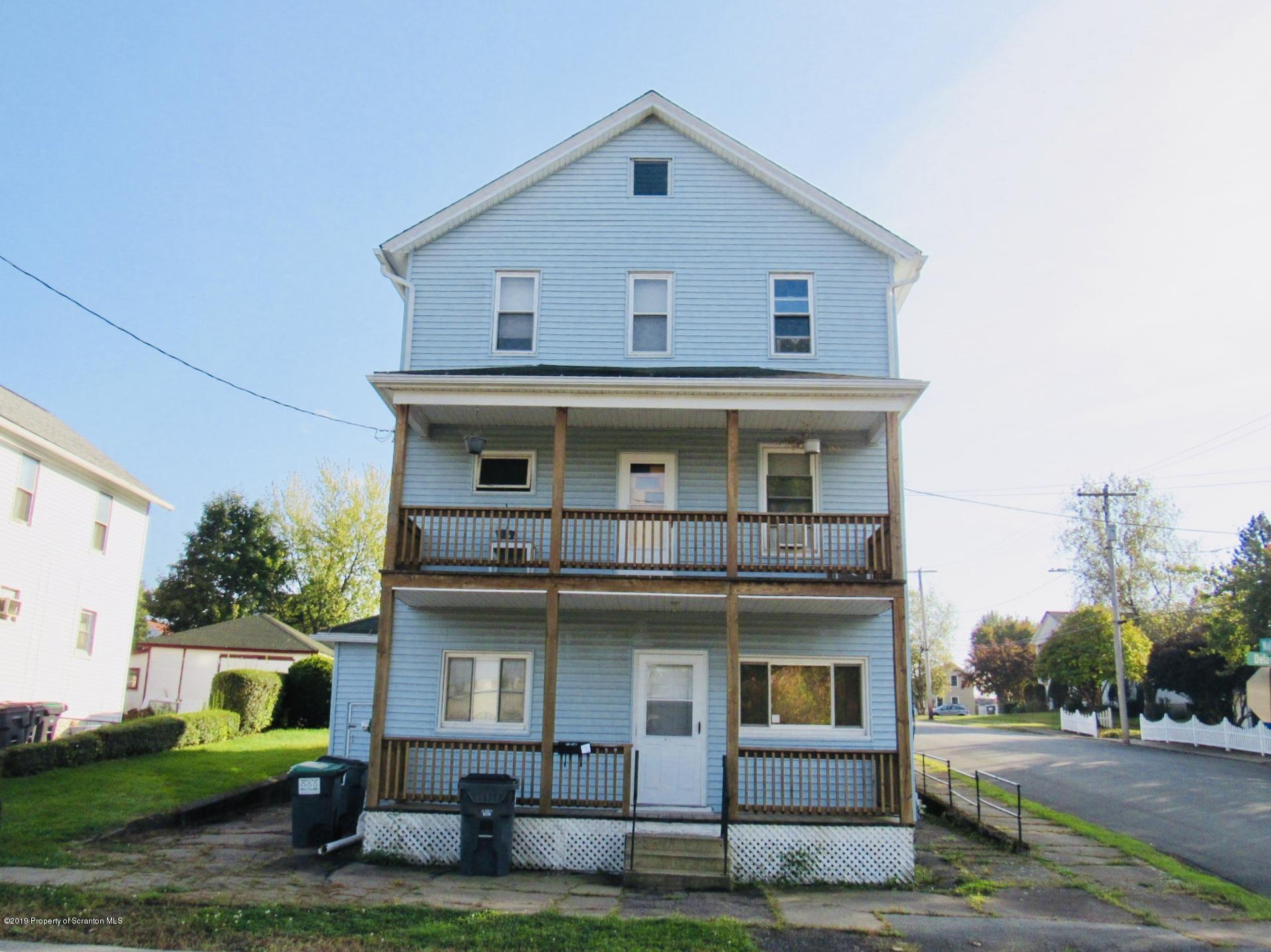 300 Delaware St, Jermyn, Pennsylvania 18433, ,Multi-Family,For Sale,Delaware,19-4815