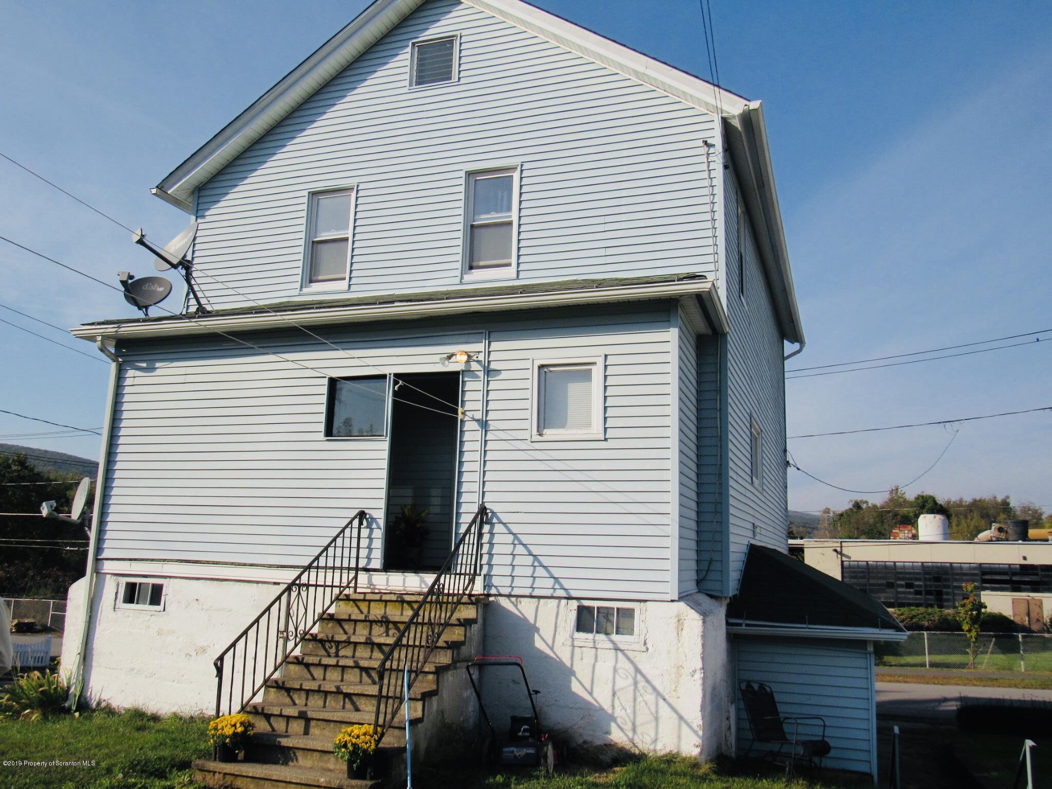 300 Delaware St, Jermyn, Pennsylvania 18433, ,Multi-Family,For Sale,Delaware,19-4815