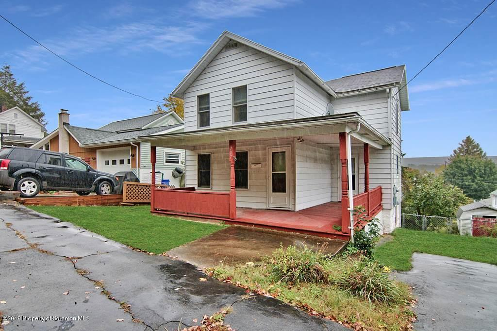 207 Hickory St, Peckville, Pennsylvania 18452, 3 Bedrooms Bedrooms, 6 Rooms Rooms,1 BathroomBathrooms,Single Family,For Sale,Hickory,19-4855