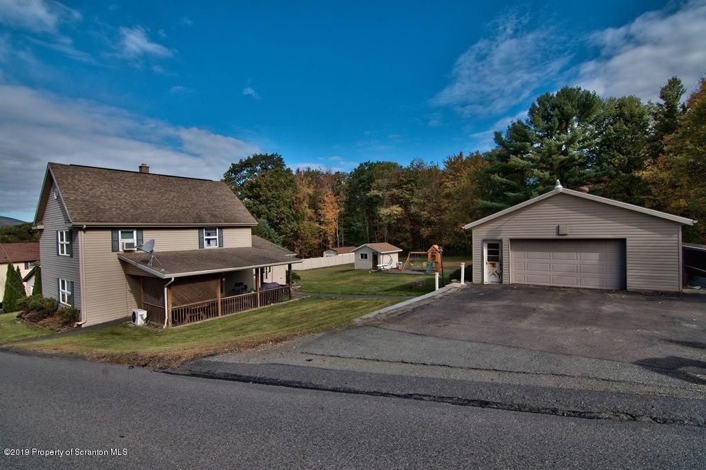 482 Salem St, Archbald, Pennsylvania 18403, 4 Bedrooms Bedrooms, 9 Rooms Rooms,2 BathroomsBathrooms,Single Family,For Sale,Salem,19-4907