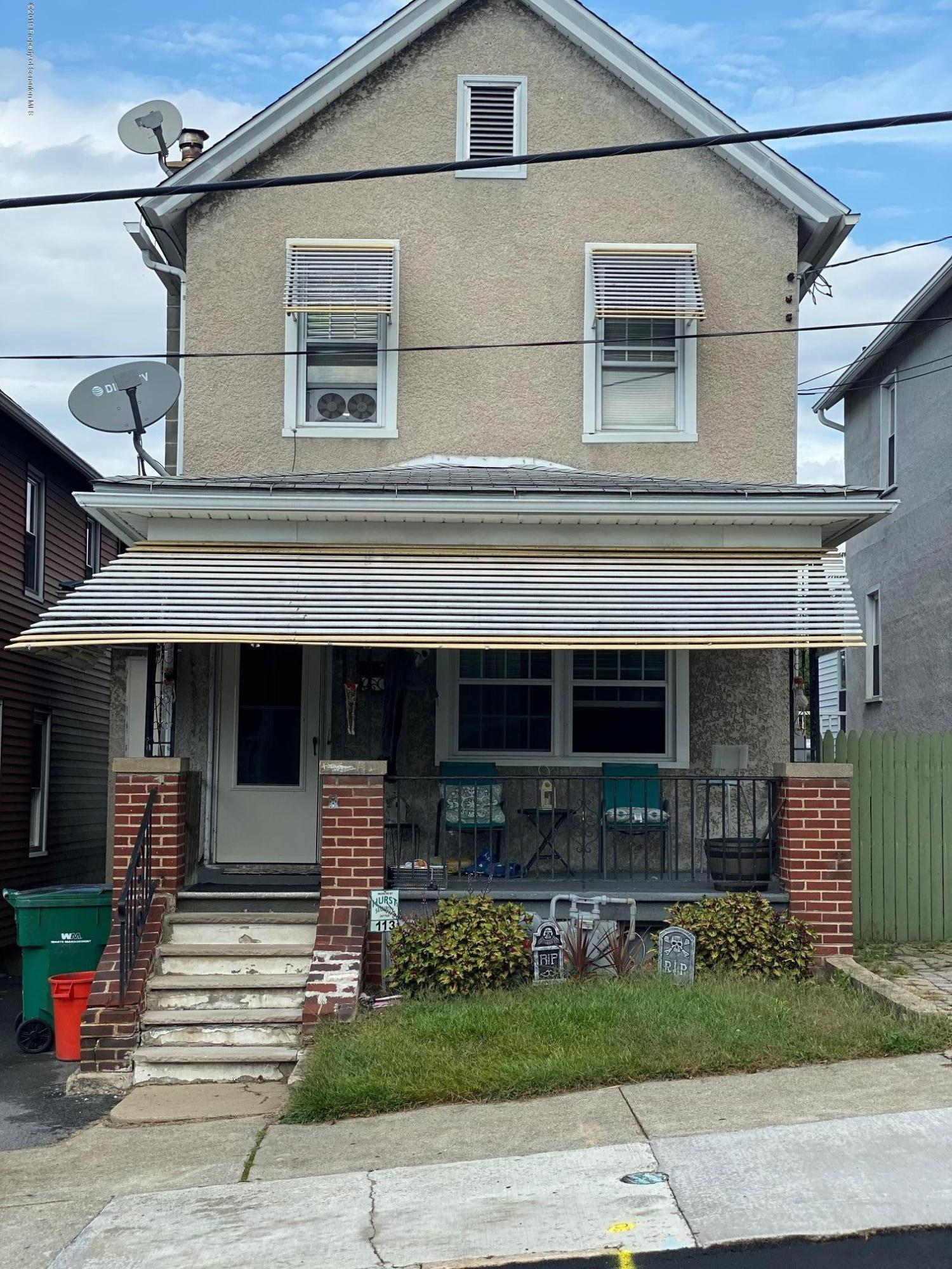 113 Grove St, Dunmore, Pennsylvania 18510, 2 Bedrooms Bedrooms, 6 Rooms Rooms,2 BathroomsBathrooms,Single Family,For Sale,Grove,19-4939