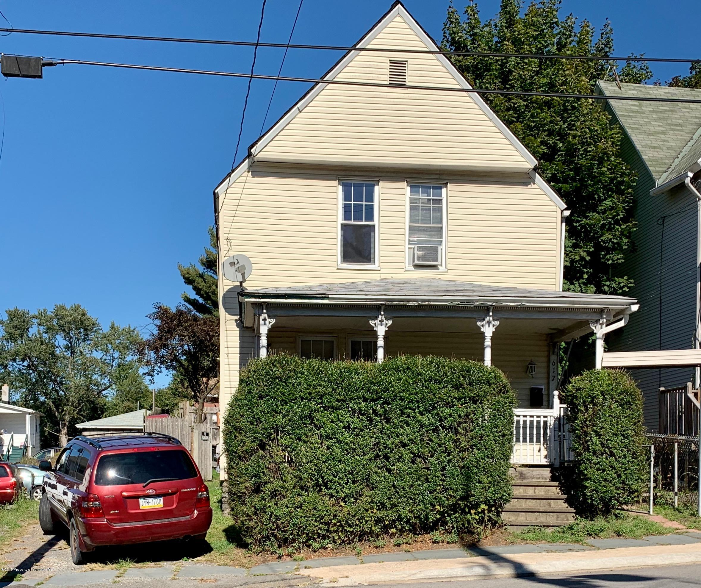 617 Green Ridge St, Scranton, Pennsylvania 18509, 3 Bedrooms Bedrooms, 5 Rooms Rooms,1 BathroomBathrooms,Single Family,For Sale,Green Ridge,19-4982