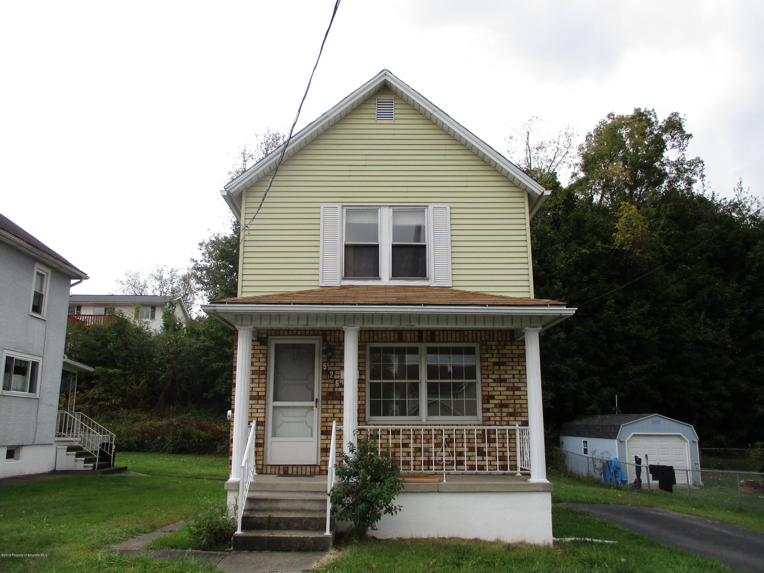 526 Gaughan Ct, Archbald, Pennsylvania 18403, 3 Bedrooms Bedrooms, 5 Rooms Rooms,1 BathroomBathrooms,Single Family,For Sale,Gaughan,19-4974