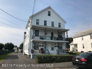 609-611 Mary St, Dickson City, Pennsylvania 18519, ,Multi-Family,For Sale,Mary,19-4991