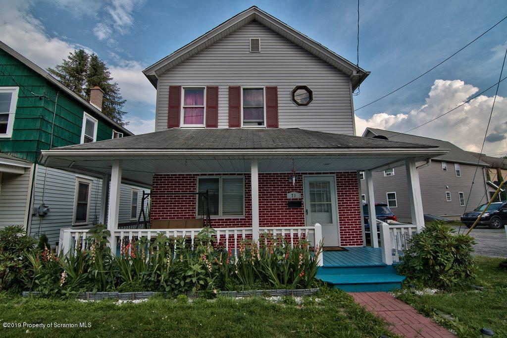 71 Mill St, Carbondale, Pennsylvania 18407, 3 Bedrooms Bedrooms, 6 Rooms Rooms,2 BathroomsBathrooms,Single Family,For Sale,Mill,19-5061