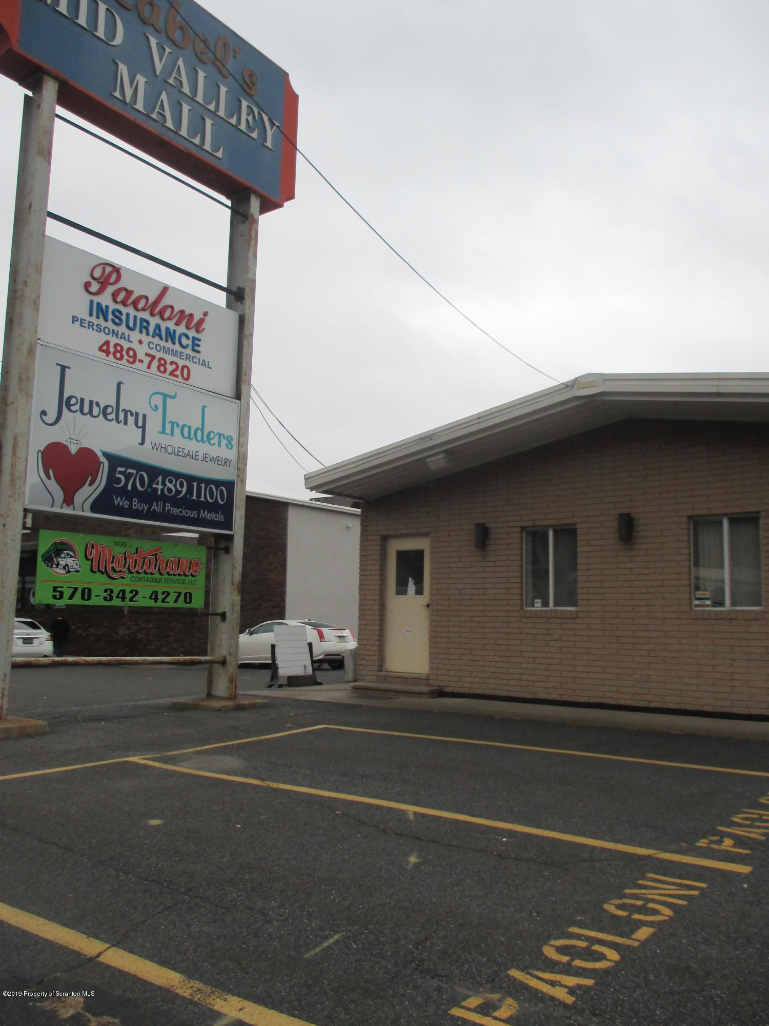1332-2 Main St, Dickson City, Pennsylvania 18519, ,1 BathroomBathrooms,Commercial,For Lease,Main,19-5074