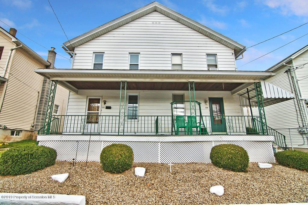 132 Washington, Taylor, Pennsylvania 18517, 3 Bedrooms Bedrooms, 6 Rooms Rooms,1 BathroomBathrooms,Single Family,For Sale,Washington,19-5128